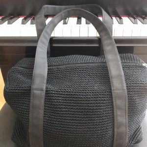 👜 The SAK woven bag